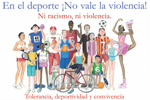 La violencia en el deporte