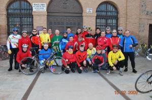 28ª Salida de la Sociedad Ciclista Calagurritana