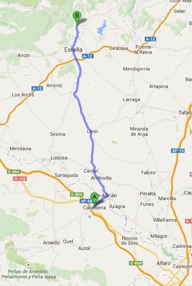 15ª Salida de la Sociedad Ciclista Calagurritana