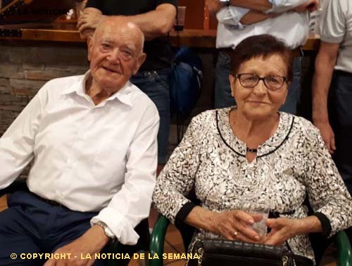 "Homenaje de la Sociedad Ciclista Calagurritana a Jesús Rodríguez ""Chucho"""