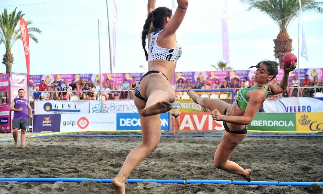 El deporte de este mes: Balonmano Playa