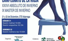 XXXVI CAMPEONATO DE LA RIOJA ABSOLUTO DE INVIERNO